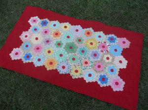 John Stephenson's Field of Flowers quilt